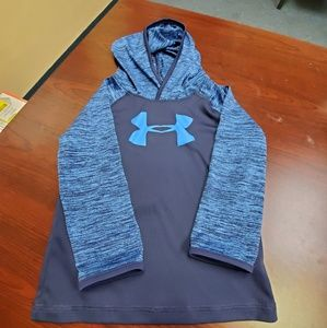 Under Armour lightweight pullover, 3t blue